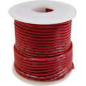 Wire 600V-SC-50ft Red