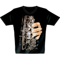 T-Shirt Sax XL