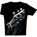 T-Shirt Cosmic Guitar S