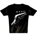 T-Shirt Space Guitar L