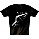 T-Shirt Space Guitar XXL