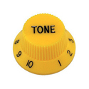 Guitar knob TONE-YELLOW