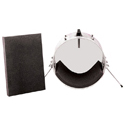 Scott MV-L Bass Drum Mat
