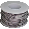 Wire, 0,35mm, gray, 15m