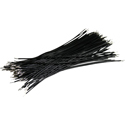 Pre-Cut-Stripped Wire 0,25mm, black, 12,5cm, 100pcs
