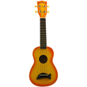 Kala Makala Soprano Ukulele Orange Burst