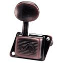 Schaller Machine Head ST6 6 left.Vintage Copper