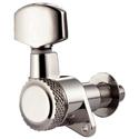 Schaller Machine Head M6 Locking 3 left/ 3 right Nickel