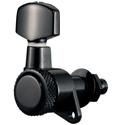 Schaller Machine Head M6 Locking 3 left/ 3 right Black