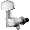 Schaller Machine Head M6 Top-locking 6 left Satin Chrome