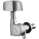 Schaller Machine Head M4 2000 3 left/ 2 right Satin Chrome