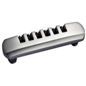 Schaller Tail piece SH Satin Chrome