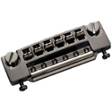 Schaller Guitar bridge 455 Ruthenium