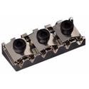 Schaller Tremolo locking nut. R6 Nickel