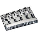 Schaller Bass bridge 3D-5 5-string Chrome