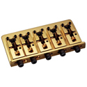 Schaller Bass bridge 2000 5-string Gold