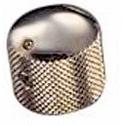 Schaller Brass Dome knob - Satin Pearl