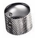 Schaller Brass Dome knob - Chrome