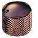 Schaller Brass Dome knob - Vintage Copper