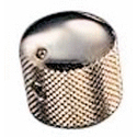 Schaller Aluminum Dome knob - Satin Pearl