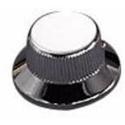 Schaller knob Strat-Style Chrome