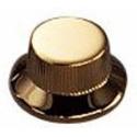 Schaller knob Strat-Style Gold